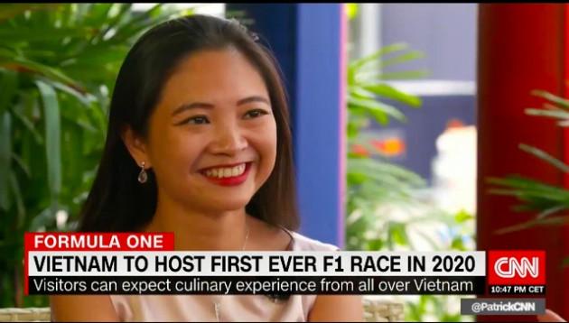 Chân dung nữ tướng của VinBioCare thuộc Vingroup: Tốt nghiệp đại học top 1 khu vực Midwest, giám đốc đơn vị tổ chức F1 đầu tiên tại Việt Nam - Ảnh 1.
