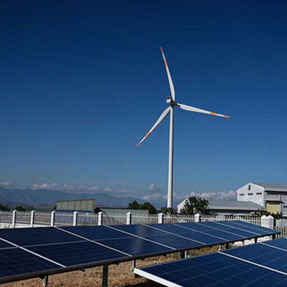 Cuối năm 2021, tổng nguồn năng lượng tái tạo đạt trên 20.000 MW