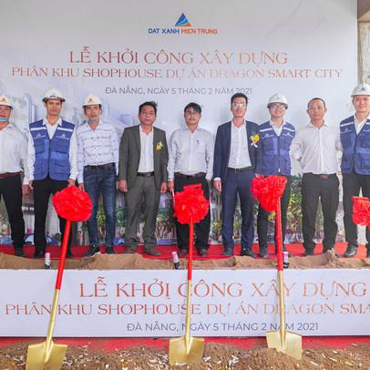 Đất Xanh Miền Trung khai xuân với nhiều dự án, sản phẩm mới tại thành phố Đà Nẵng