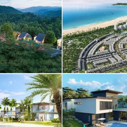 Đầu tư bất động sản nghỉ dưỡng, nên 'đổ' tiền vào ven biển hay ven đô?