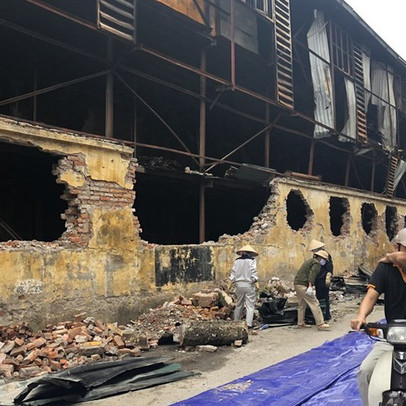 """""""Điểm danh"""" các nhà máy trong nội thành Hà Nội có nguy cơ gây ô nhiễm"""