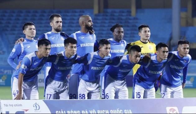 Doanh nghiệp quản lý đội bóng Than Quảng Ninh chính thức tạm dừng kinh doanh