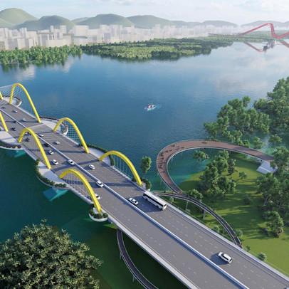 Dự án DC Hạ Long nằm trong khu vực phát triển mới của thành phố
