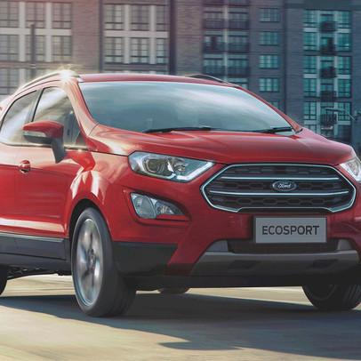 Ford triệu hồi 315 xe EcoSport tại Việt Nam do lỗi dây tín hiệu