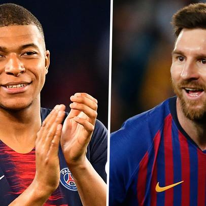 Giá thị cầu thủ bóng đá giảm mạnh do ảnh hưởng của COVID-19, Messi và Mbappé dẫn đầu danh sách
