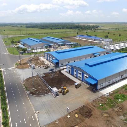 Giá thuê đất và nhà xưởng công nghiệp tiếp tục lập đỉnh mới trong quý đầu năm