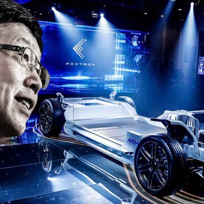 Giấc mơ 'iPhone 4 bánh' của Foxconn: Nếu có thể sản xuất iPhone, tại sao không thể tạo ra được xe ô tô điện?