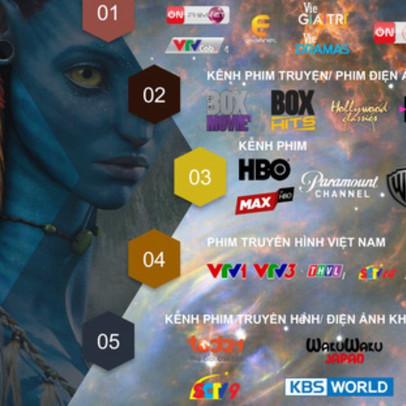 Hàng loạt kênh truyền hình quốc tế dừng phát sóng, doanh nghiệp truyền hình trả tiền 'bù' bằng nhiều kênh mới