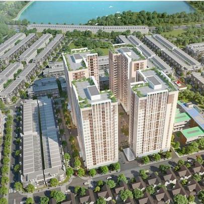 Hơn 1.000 căn chung cư tại dự án nhà ở xã hội Bàu Tràm Lakeside được phép mở bán