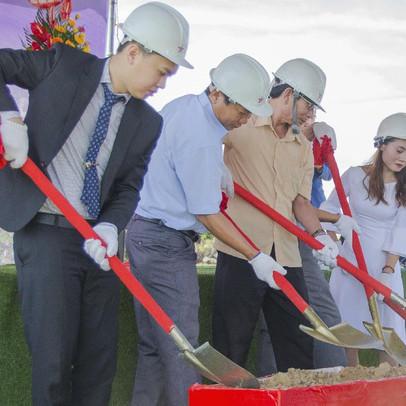Lễ động thổ - khởi công dự án Redstar Solar Bình Thuận