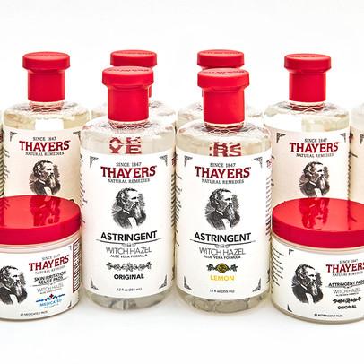 LOréal, tập đoàn mỹ phẩm lớn nhất thế giới vừa mua lại thương hiệu chăm sóc da 170 năm tuổi của Hoa kỳ Thayers Natural Remedies