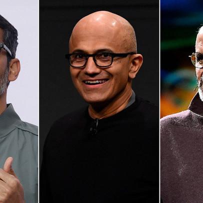 Lý do nào khiến các tập đoàn lớn nhất thế giới thuê CEO người Ấn Độ?
