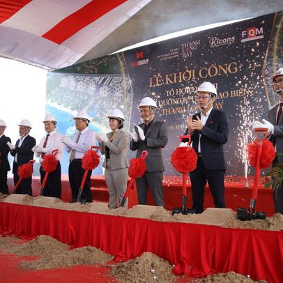 Nam Group khởi công tổ hợp đô thị nghỉ dưỡng và thể thao biển chuẩn 5 sao quốc tế tại Bình Thuận
