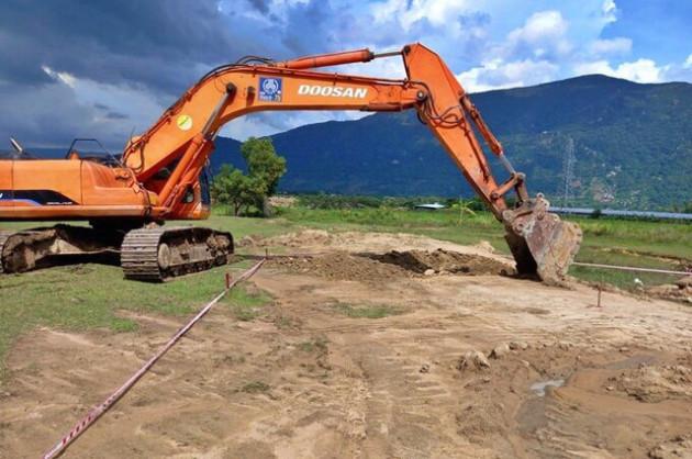 Nếu dự án đường dây 500 kV Vân Phong - Vĩnh Tân chậm tiến độ, mỗi ngày Việt Nam phải bồi thường 1 triệu USD - Ảnh 1.