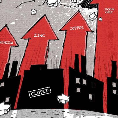 Những bên thu lợi tiền tỷ trong cơn bão giá nguyên liệu càn quét toàn cầu