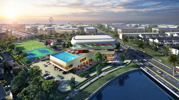 Những giá trị tạo nên sự đắt giá của phân khu River Park 1 tại đô thị Aqua City - Ảnh 2.