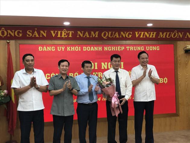 Ông Nguyễn Đức Phong giữ chức Phó Bí thư Đảng uỷ Khối DN Trung ương - Ảnh 1.