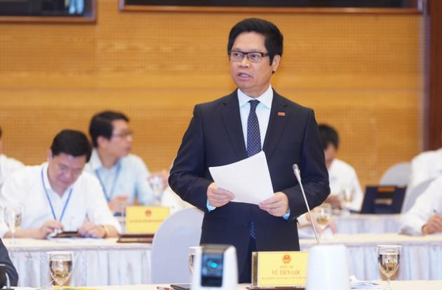 Ông Vũ Tiến Lộc: Cần ban hành 'luật sống chung với dịch'