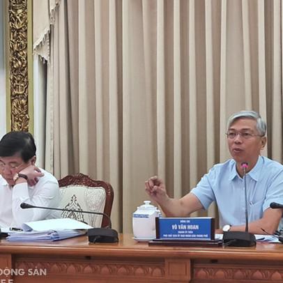 Phó Chủ tịch Tp.HCM: Thành phố sẽ cố gắng làm nhanh quy trình thực hiện dự án cho doanh nghiệp