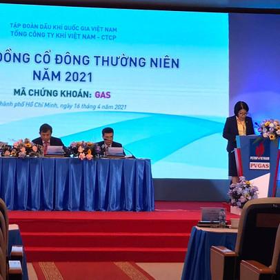PV GAS: Miễn nhiệm vị trí Chủ tịch HĐQT với ông Nguyễn Sinh Khang