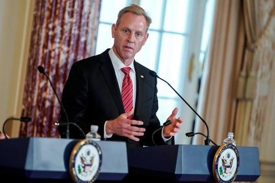 Quyền Bộ trưởng Quốc phòng Mỹ từ chức