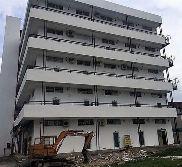 Sẽ cưỡng chế tháo dỡ 4 chung cư mini ở TP HCM - Ảnh 1.