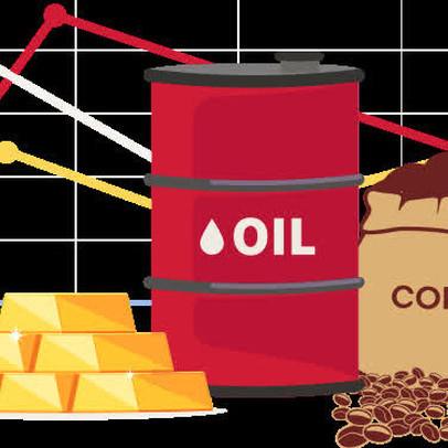 Thị trường ngày 10/9: Giá vàng tăng, nhôm và nickel cao kỷ lục, dầu chạm đáy 2 tuần, quặng sắt cùng cà phê lao dốc