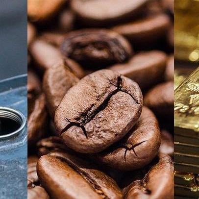 Thị trường ngày 13/10: Giá dầu giảm nhẹ, vàng tăng, cà phê arabica tăng hơn 4%