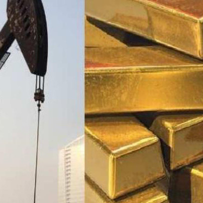 Thị trường ngày 25/6: Giá dầu giảm hơn 5%, vàng rời đỉnh 7,5 năm