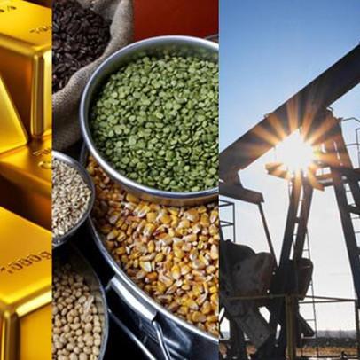 Thị trường ngày 27/5: Giá dầu tăng, cà phê lập đỉnh 4 năm song vàng và sắt thép giảm