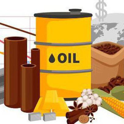 Thị trường ngày 3/8: Giá dầu lao dốc hơn 3%, đồng, sắt thép và cà phê đồng loạt giảm