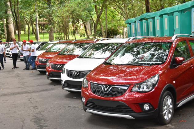 Thị trường ô tô Việt: Hyundai-Toyota đua marathon, VinFast gây bất ngờ - Ảnh 3.