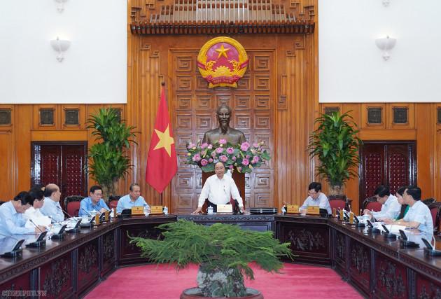 Thủ tướng nêu quan điểm phân bổ khoản vốn 10.000 tỷ đồng - Ảnh 1.