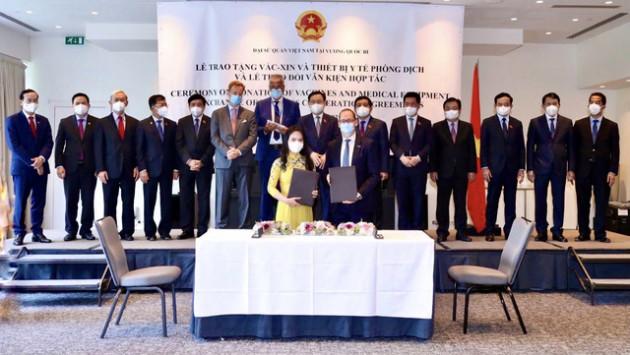 T&T Group hợp tác với tập đoàn Đan Mạch đầu tư 30 tỷ USD phát triển điện gió ngoài khơi tại Việt Nam - Ảnh 1.