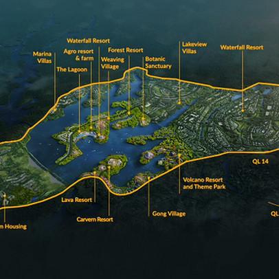 T&T Group muốn đầu tư siêu dự án 2 tỷ USD ở Đắk Nông