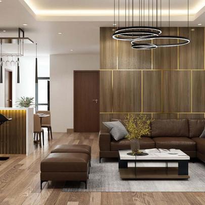 Vì sao căn hộ diện tích lớn ở trung tâm luôn thu hút?