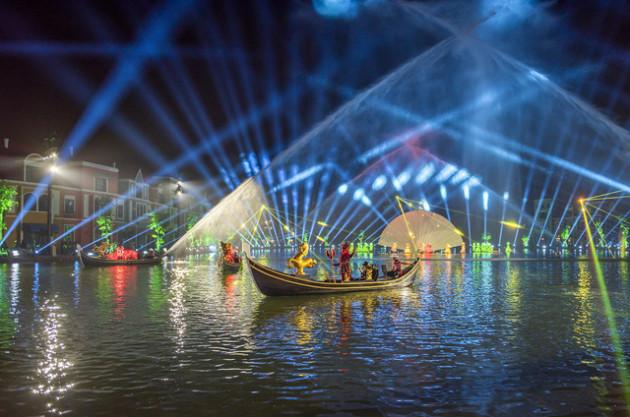 Vingroup khai trương khu quần thể nghỉ dưỡng giải trí quy mô hàng đầu Đông Nam Á, kỳ vọng đưa Phú Quốc sánh ngang Jeju, Las Vegas - Ảnh 2.