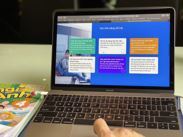 VNPT E-learning: Tạm dừng đến trường, nhưng không ngừng việc học - Ảnh 1.