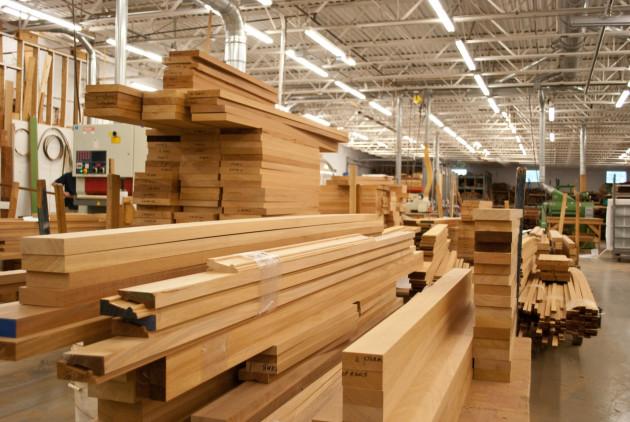 Covid -19 và nỗi lo cạn nguyên liệu ngành gỗ nhập từ Trung Quốc