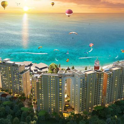 Chính thức ra mắt tổ hợp căn hộ Sun Grand City Hillside Residence tại Phú Quốc