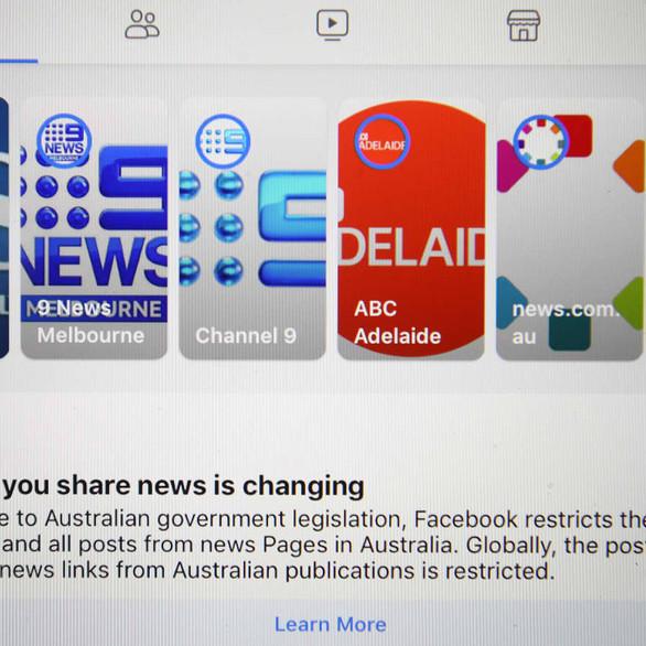 """Hậu quả gì từ việc Facebook quyết định """"hủy kết bạn"""" với Australia?"""