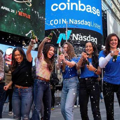 IPO của Coinbase mang về hàng chục tỷ USD cho nhà đầu tư sớm