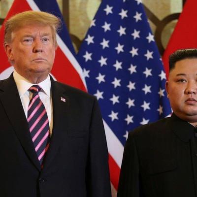 """Ông Trump từ chối nói về """"lời mời thăm Triều Tiên của ông Kim Jong Un"""""""