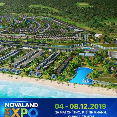 """Triển lãm Bất động sản Expo 2019: Cơ hội cho nhà đầu tư sở hữu """"hàng hiệu"""" Novaland"""