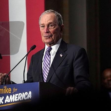 Bloomberg sẽ bán công ty nếu đắc cử tổng thống