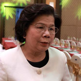 Bà Vũ Kim Hạnh: 'VinFast chứng minh sức mạnh người Việt'