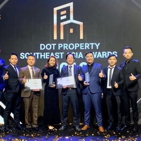 KITA Group nhận hai giải thưởng bất động sản Đông Nam Á