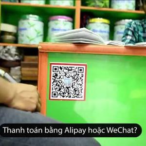 Nepal cấm cửa ví điện tử Alipay và WeChat của Trung Quốc