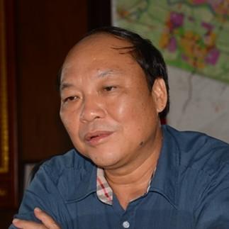 Ông Đỗ Xuân Diện từng là Trưởng ban quản lý Khu kinh tế mở Chu Lai.