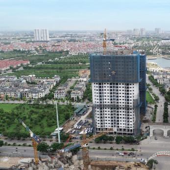 Tập đoàn Nam Cường mở bán và cất nóc dự án Anland Premium